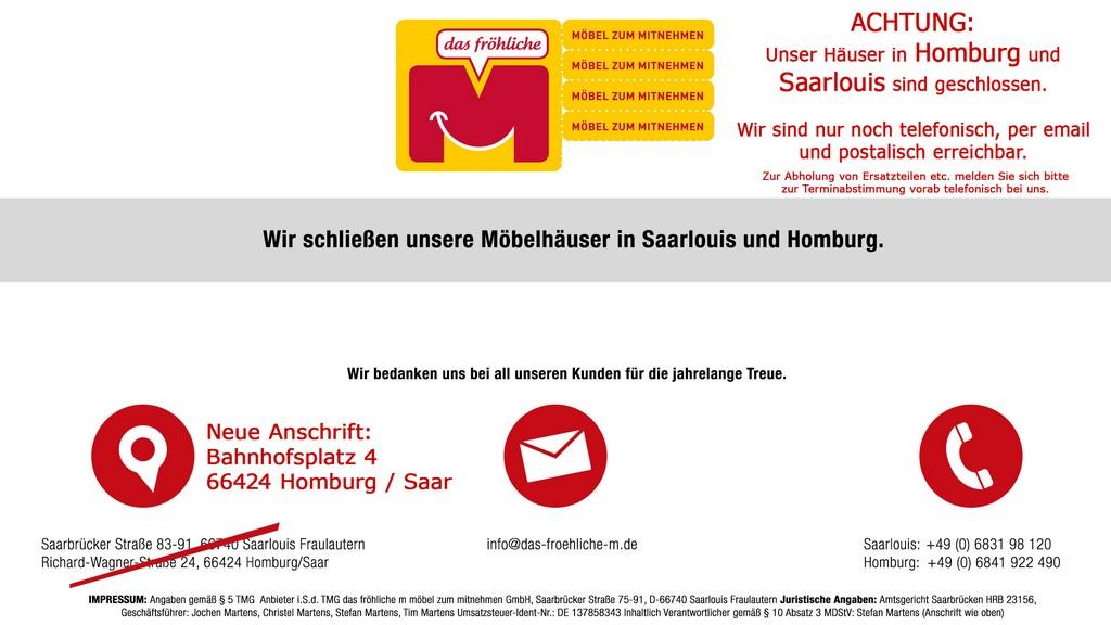 Das Frhliche M Saarlouis Homburg regarding sizing 2560 X 1440