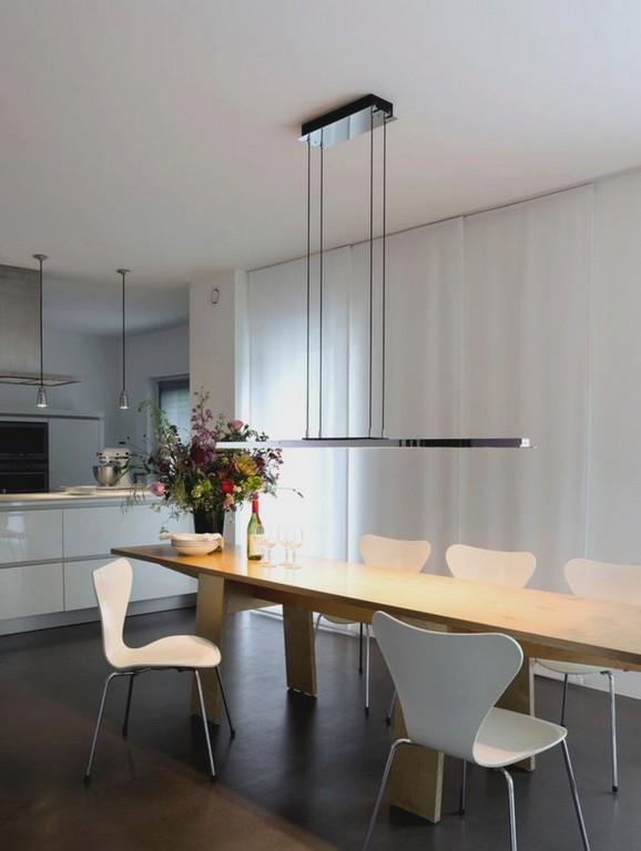 lampe esstisch modern haus ideen. Black Bedroom Furniture Sets. Home Design Ideas