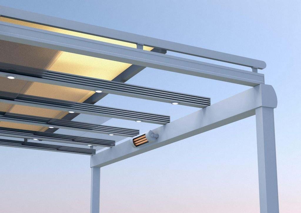 Das Terrassendach Als Allwetterschutz Zum Werkspreis in sizing 1280 X 904