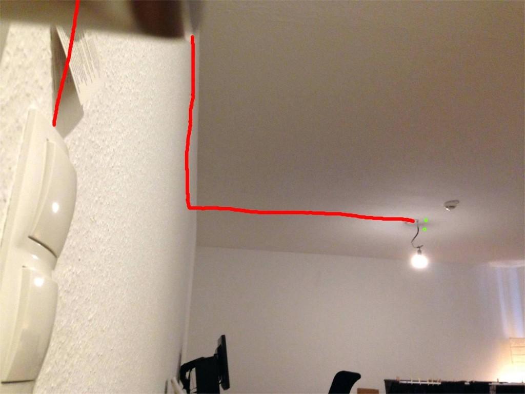 Deckenlampe Befestigen Http Fsdirectuploadnet Images Twdjajpg inside dimensions 1632 X 1224
