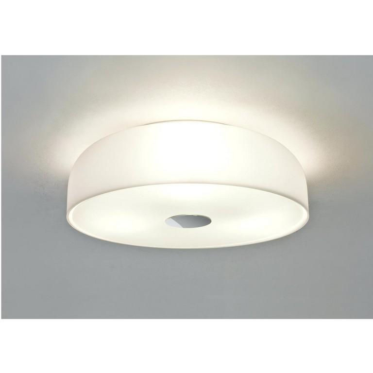 Deckenleuchte Bad Deckenlampe Badezimmer Glas Weiss Silber 3 Flammig regarding proportions 1300 X 1300
