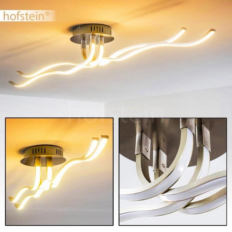 Deckenleuchten Led Design Wohn Zimmer Kchen Decken Lampen Flur regarding proportions 1000 X 1000