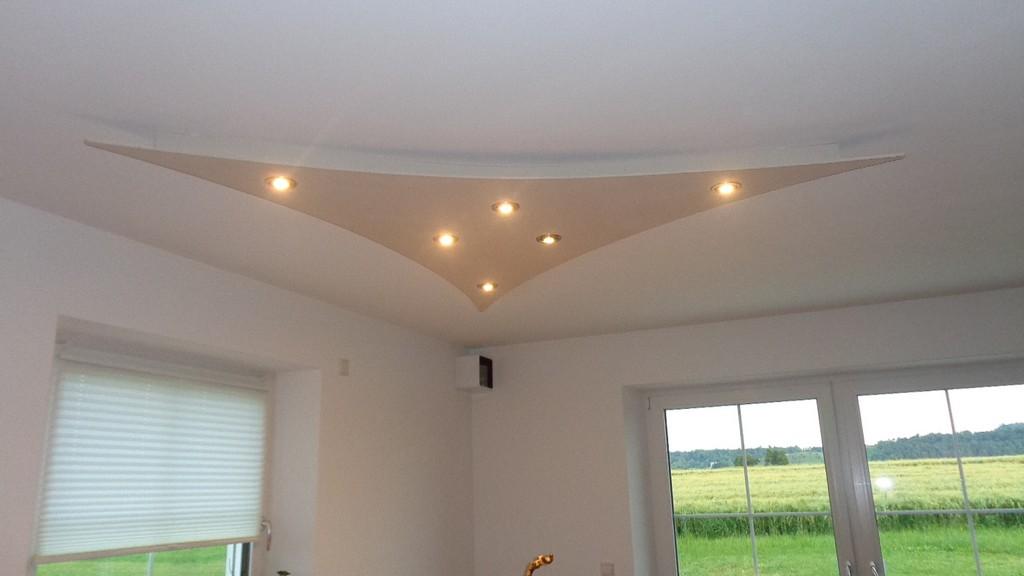 Deckensegel Wind Mit Indirekter Led Beleuchtung inside dimensions 1920 X 1080