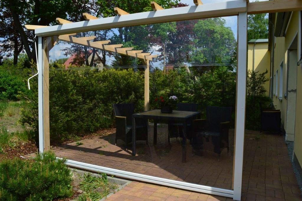Der Flexible Windschutz Fr Ihre Terrasse Zum Werkspreis with regard to proportions 1200 X 798