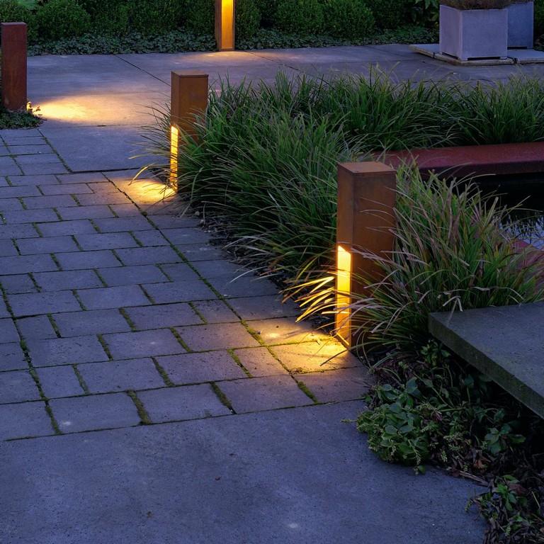 Design Auenleuchten Pollerleuchten Licht Auf Den Weg Gebracht pertaining to sizing 1400 X 1400