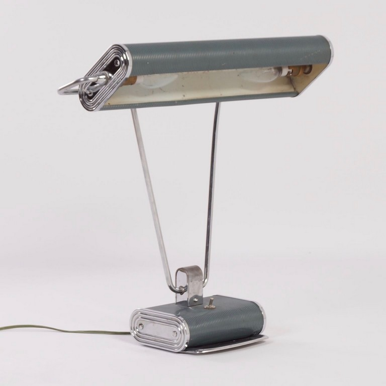 Desk Lamp Eileen Gray 1930s Design Market with regard to size 1536 X 1536