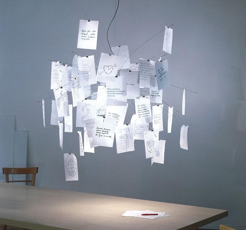 Die Lampe Zettelz Von Ingo Maurer Ein Designklassiker Moebelde within sizing 1150 X 1075