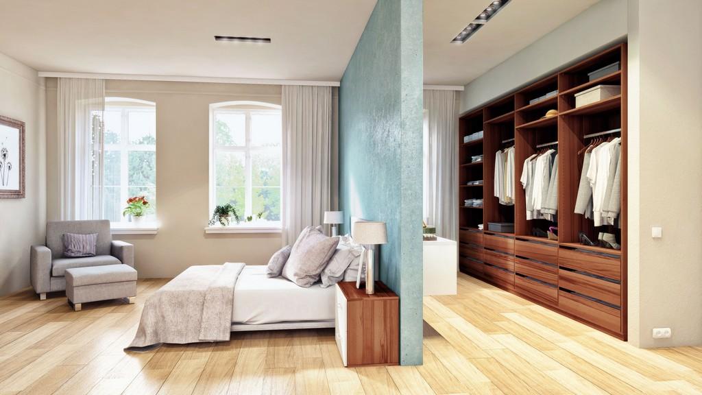 Die Optimale Schlafzimmer Aufteilung Neben Dem Schlafbereich throughout dimensions 3840 X 2160
