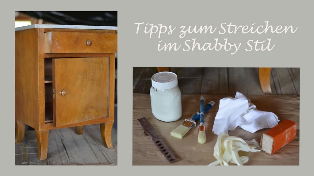 Diy Mbelstck Im Shab Chic Stil Streichen Wertvolle Tipps Und with sizing 1920 X 1080