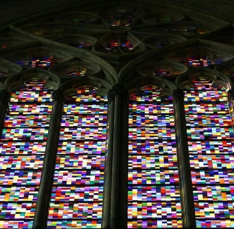 Dom Fenster Gerhard Richter Schenkt Kln Ein Meisterwerk Welt intended for measurements 1024 X 1001