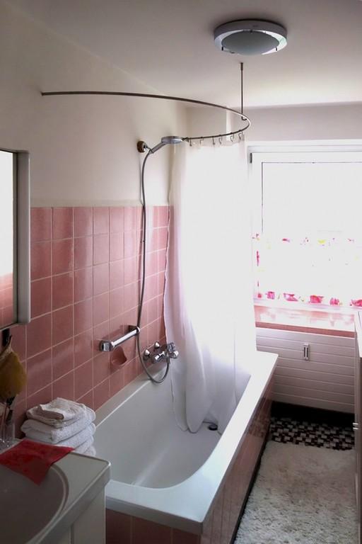 Duschvorhangstange Badewanne U Form Home Accesories inside size 1029 X 1544
