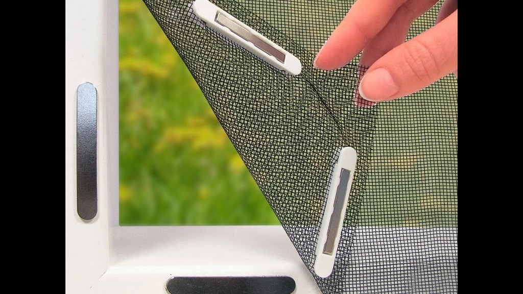 Easymaxx Moskitonetz 150x130cm Fr Fenster Mit Magnetbefestigung with regard to proportions 1280 X 720