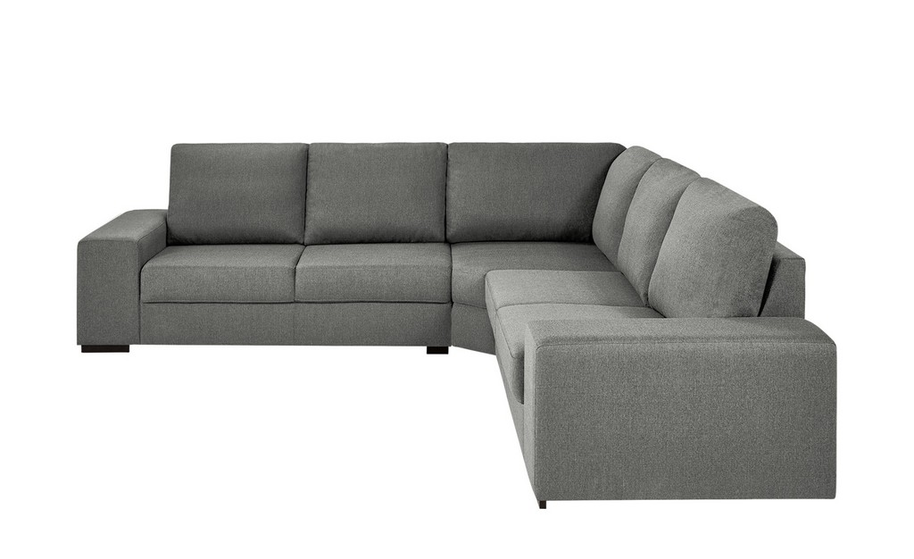 Ecksofa Anthrazit Webstoff Rene Anthrazit with regard to measurements 2000 X 1222