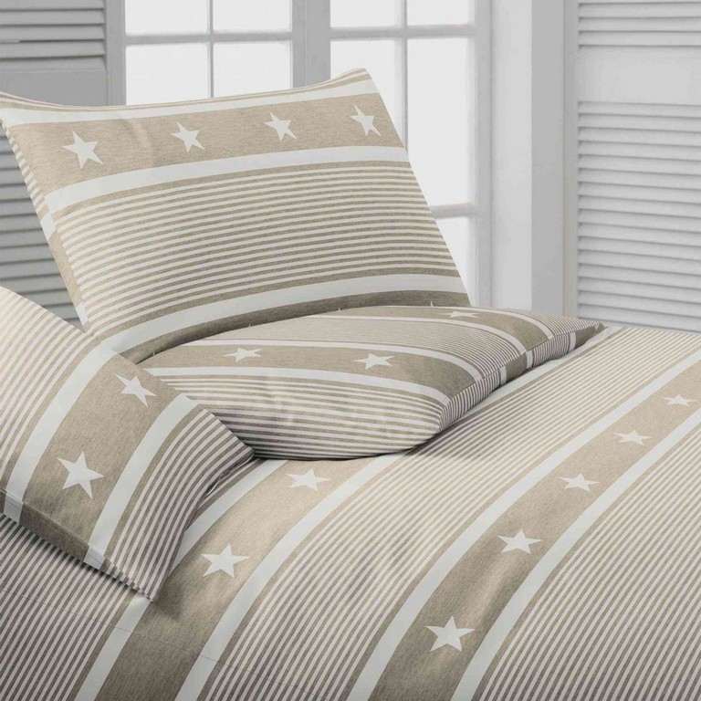 Elegante Makoperkal Bettwsche Starlight 2116 Fb7 Sand Kaufen Von throughout dimensions 1275 X 1275