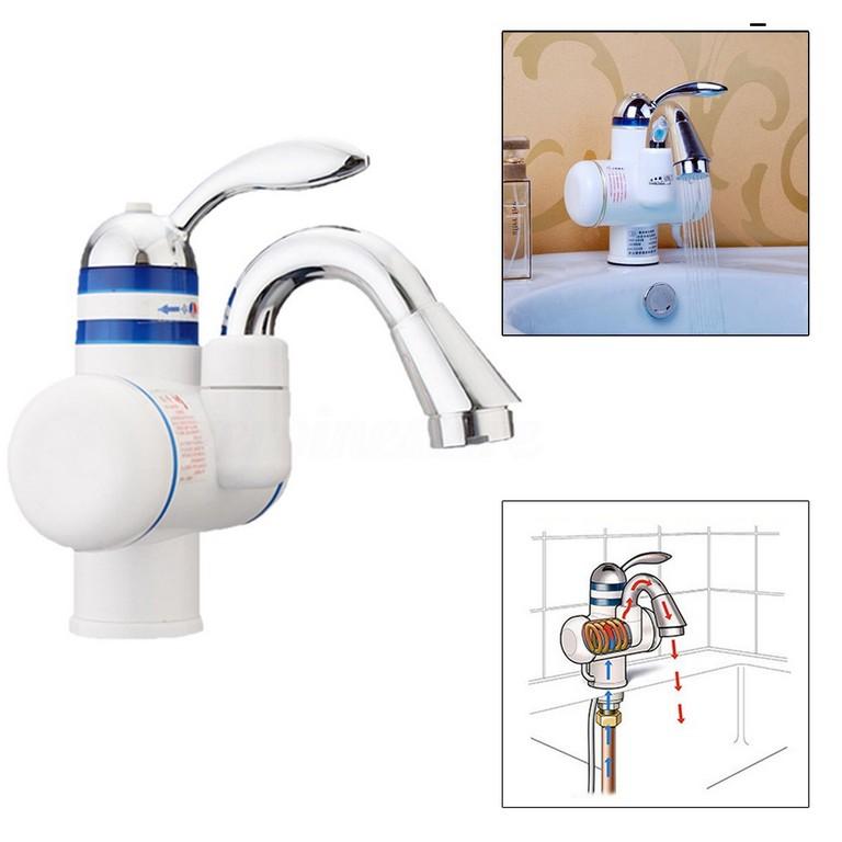 Elektrische Armatur Bad Kche Elektrisch Wasserhahn within size 1200 X 1200