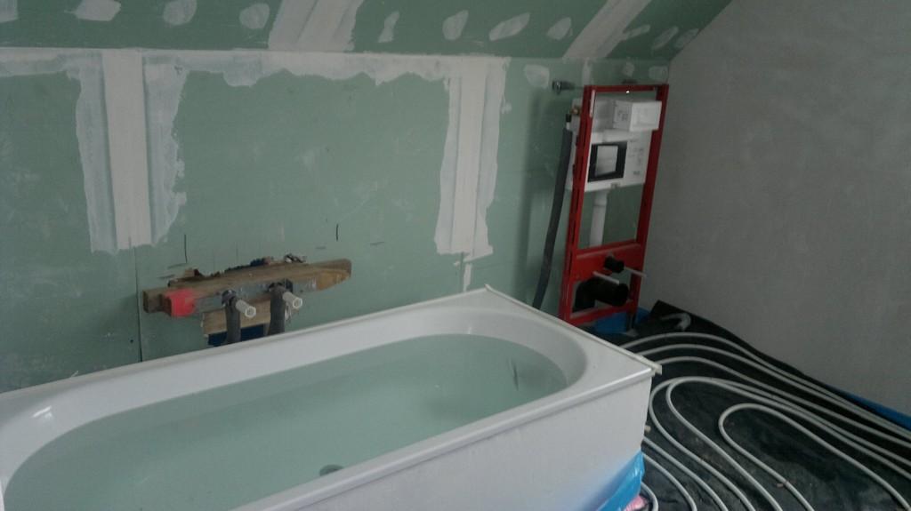 Elektroheizungsanitr Unser Traum Vom Haus regarding proportions 4000 X 2248