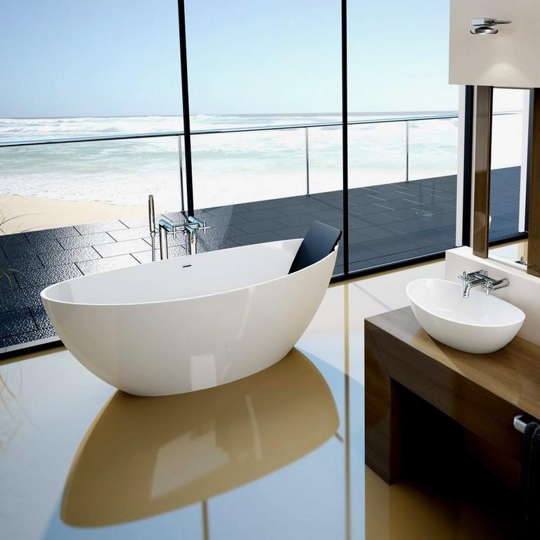 Enorm Whirlpool Badewanne Freistehend Hersteller Hoesch Badewannen in size 1000 X 1000