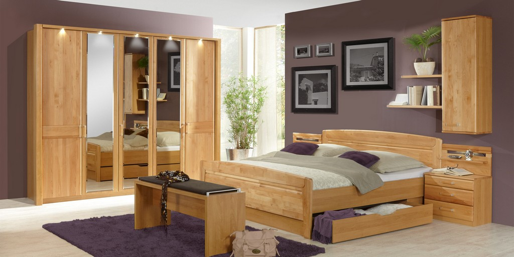 Erleben Sie Das Schlafzimmer Lausanne Mbelhersteller Wiemann intended for measurements 1920 X 960