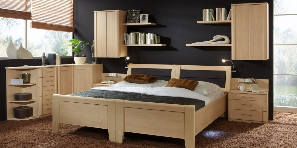 Erleben Sie Das Schlafzimmer Luxor 34 Mbelhersteller Wiemann with size 1920 X 960