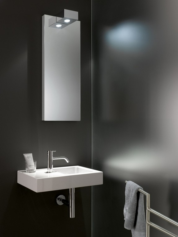 Fabelhafte Spiegel Gste Wc Elegantes Spiegel Gste Wc Spiegel Mit with regard to measurements 1034 X 1380