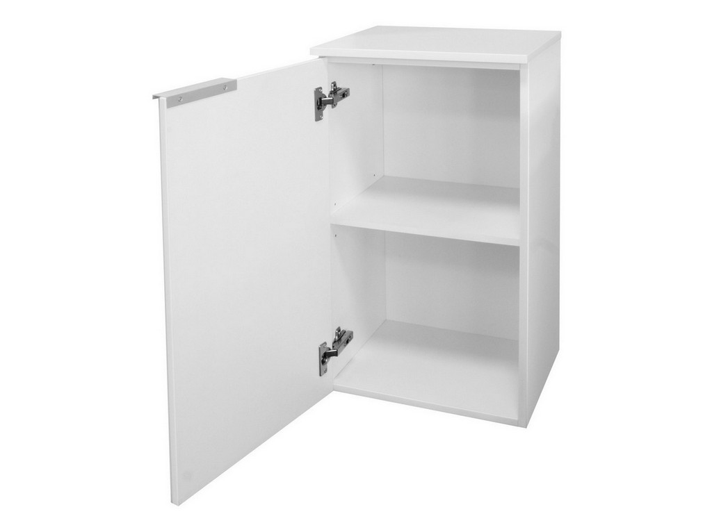 Fackelmann Kara White Unterschrank Links In Glaswei 405 Cm with regard to sizing 1470 X 1100