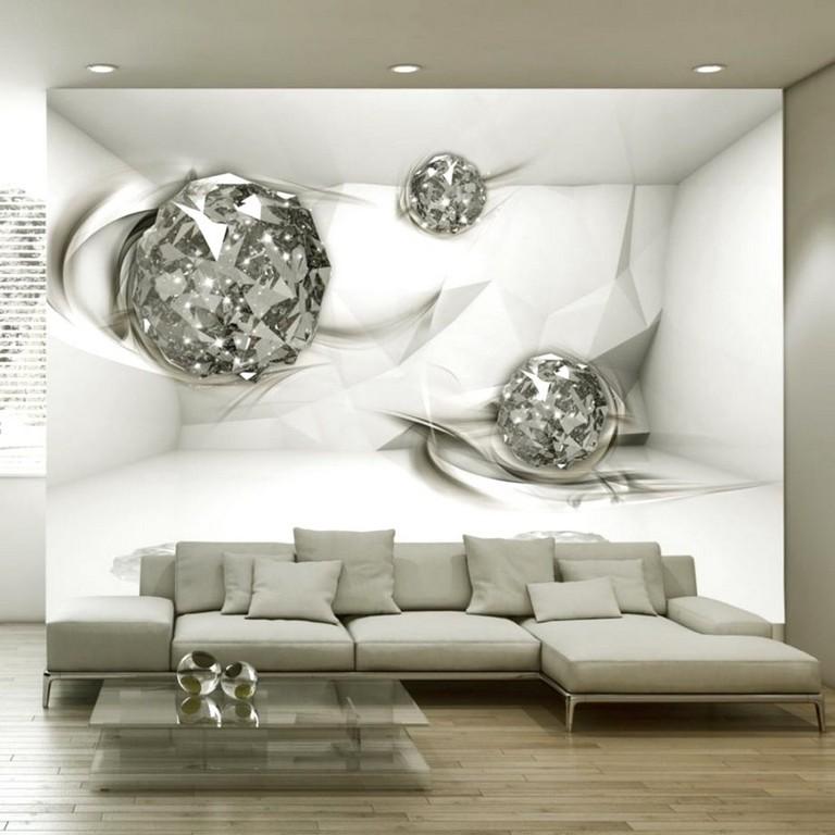 Fein Tapeten Wohnzimmer 2017 Trends Fr Neuheiten Ideen Home Design for size 920 X 920