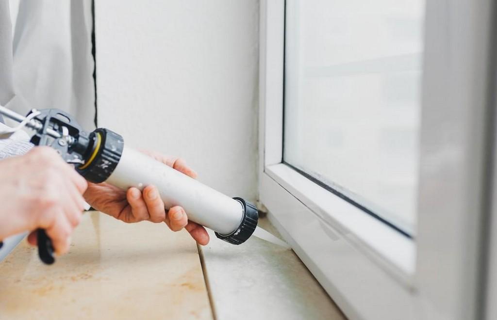Fenster Abdichten Fenster Am Fensterrahmen Undicht throughout measurements 1108 X 714