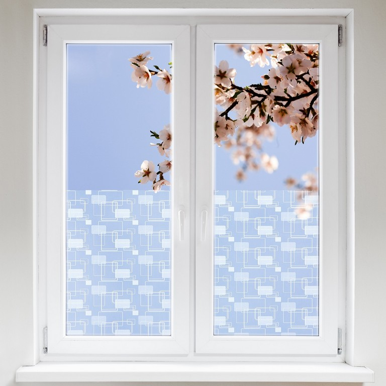Fenster Folie Retro Wei Daytonde inside sizing 1600 X 1600