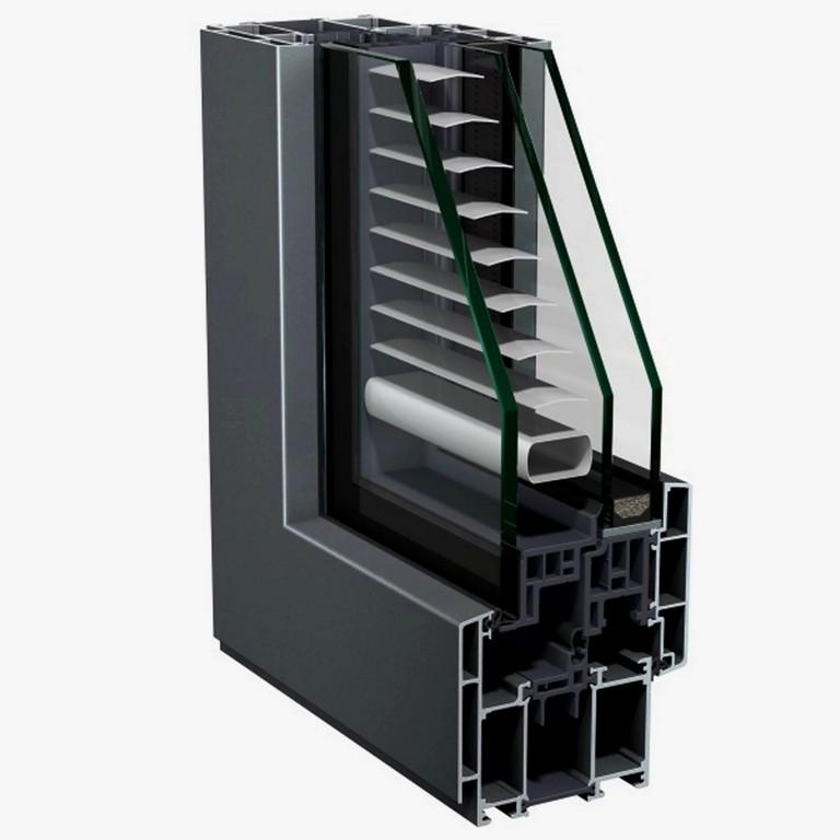 Fenster Mit Innenliegender Jalousie Enorm Fenster Mit Integrierter within dimensions 2500 X 2500
