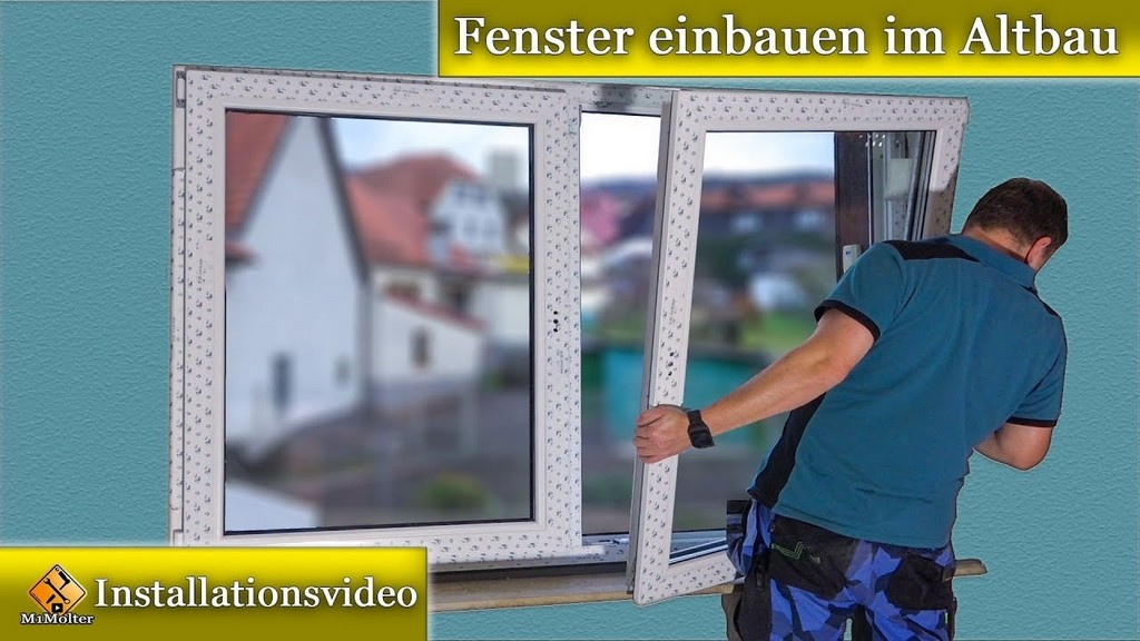 Fenster Montage Fenster Einbauen Im Altbau Doppelfenstermontagen in proportions 1280 X 720