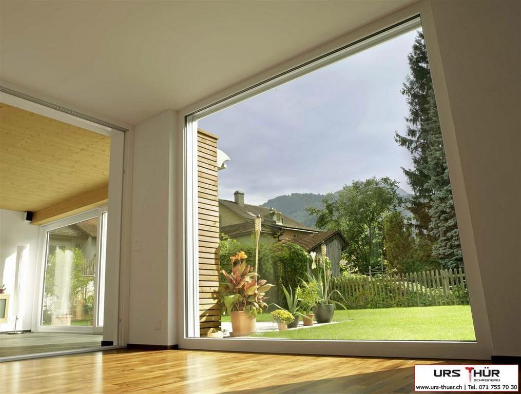 Fenster Urs Thr Schreinerei Altsttten Sg within sizing 1057 X 800