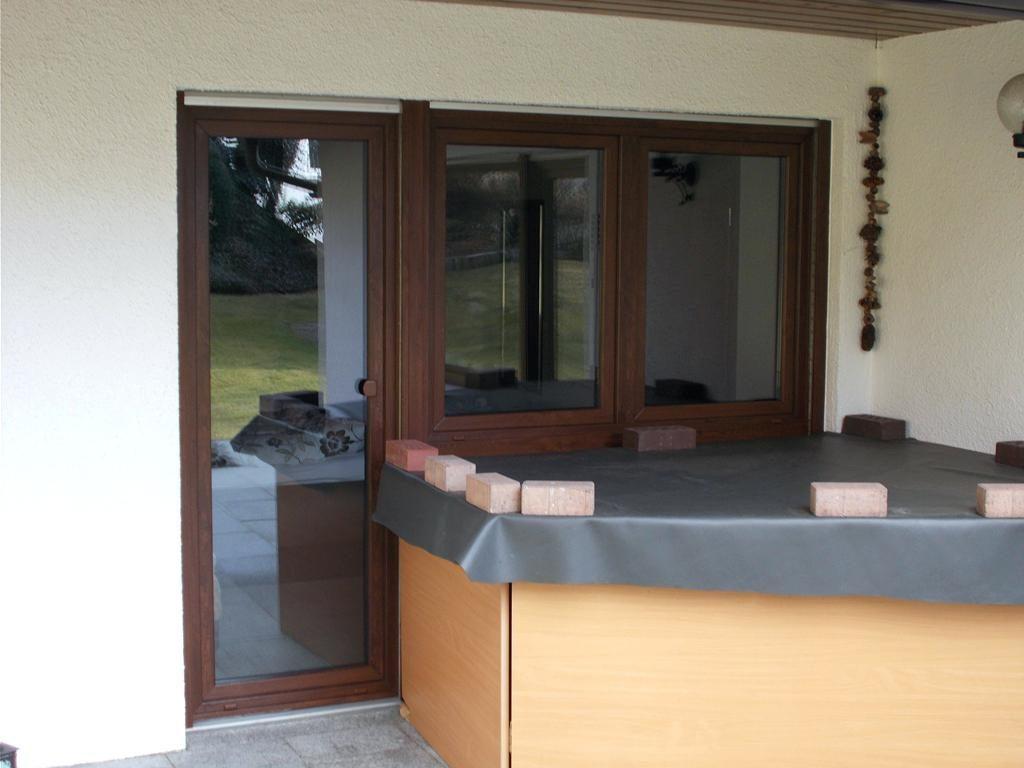 Fenster Verkleiden Ta Re Und Festelement Neu Mit Alu Preis Holz intended for proportions 1024 X 768
