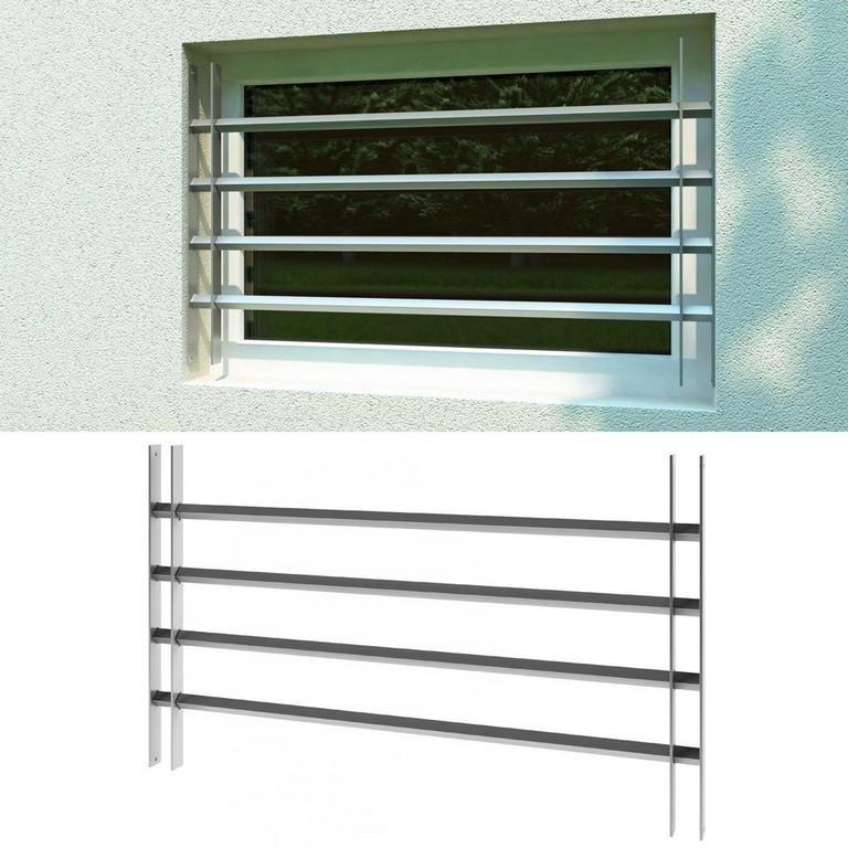 Fenstergitter Sicherheitsgitter Fenster Einbruchschutz Gitter with regard to dimensions 1000 X 1000