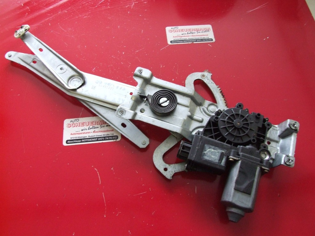 Fensterheber Aus Opel Corsa B 90481776 90481772 Gebraucht Opel pertaining to dimensions 1744 X 1308