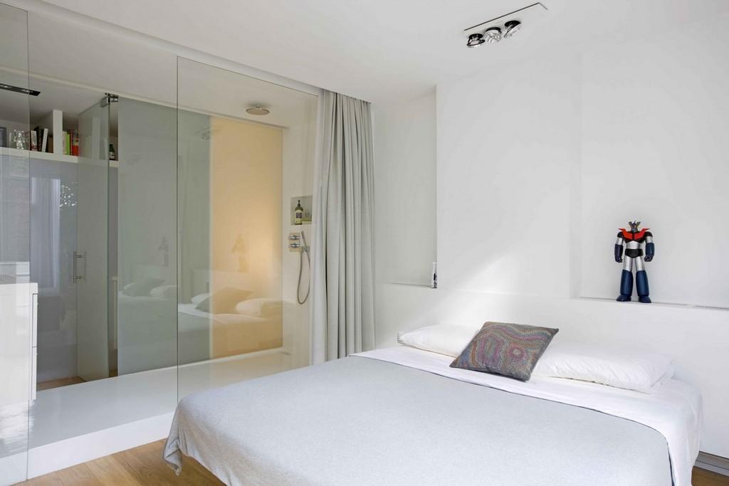 Fishzero Dusche Im Schlafzimmer Einbauen Verschiedene Design for measurements 1600 X 1067