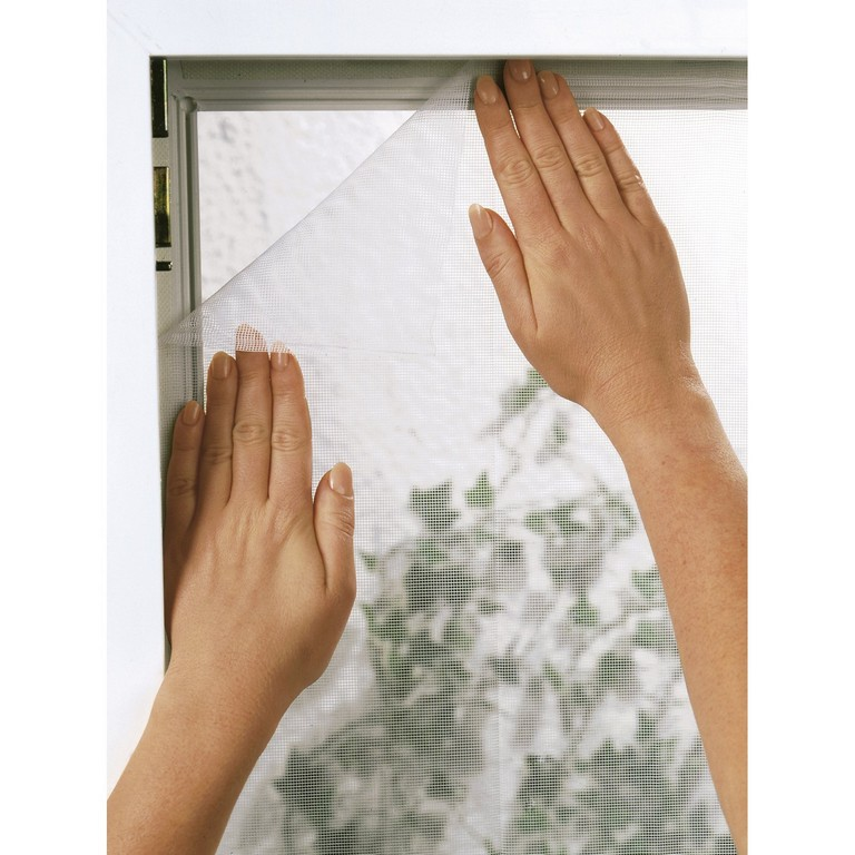 Fliegengitter Fenster 130 Cm X 150 Cm Wei Kaufen Bei Obi throughout measurements 1500 X 1500