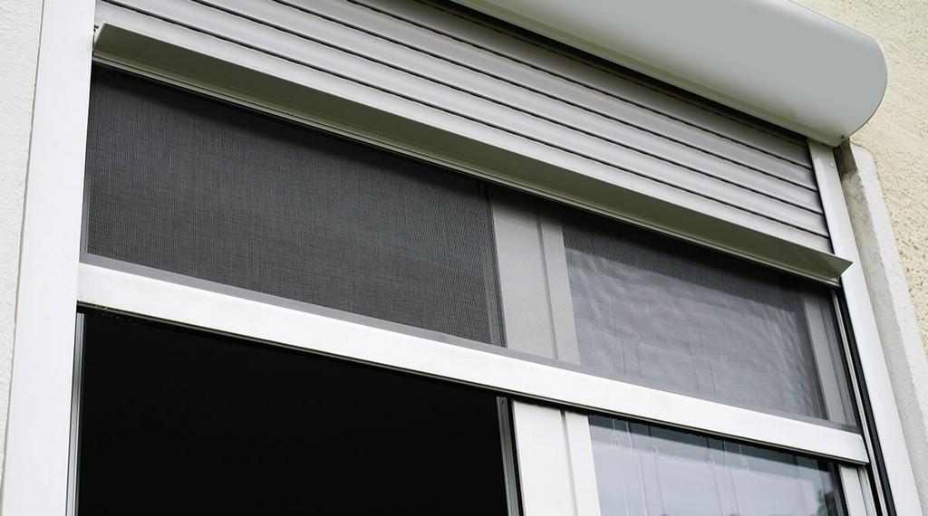 Fliegengitter Rollo Fr Fenster Auf Ma 348x250 Montage Einfach with regard to proportions 1200 X 668