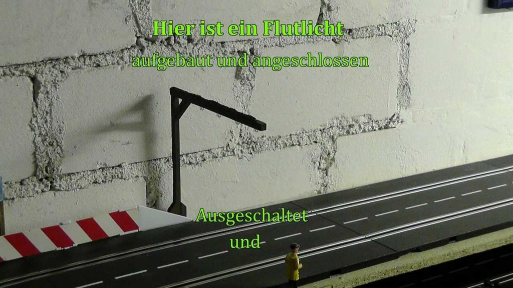 Flutlicht Flutlicht Mit Led Selbst Bauen Tutorial Carrera Bahn inside size 1280 X 720