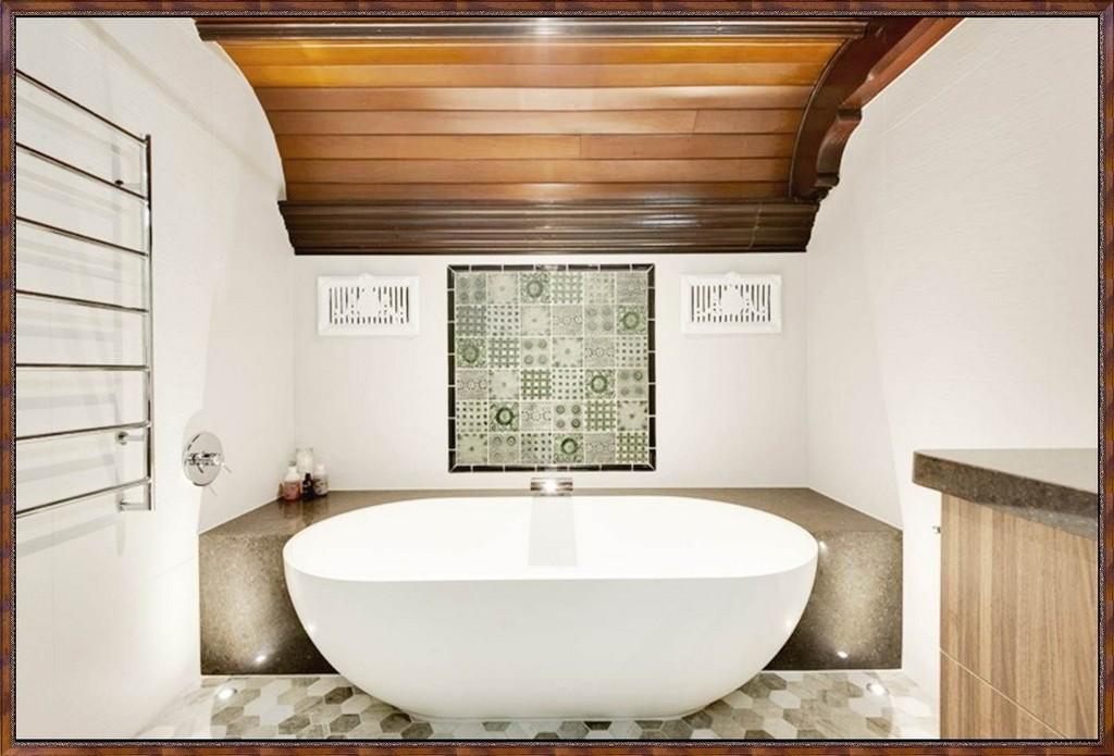 Freistehende Badewanne Halb Einbauen 1400950 Bder in proportions 1400 X 950