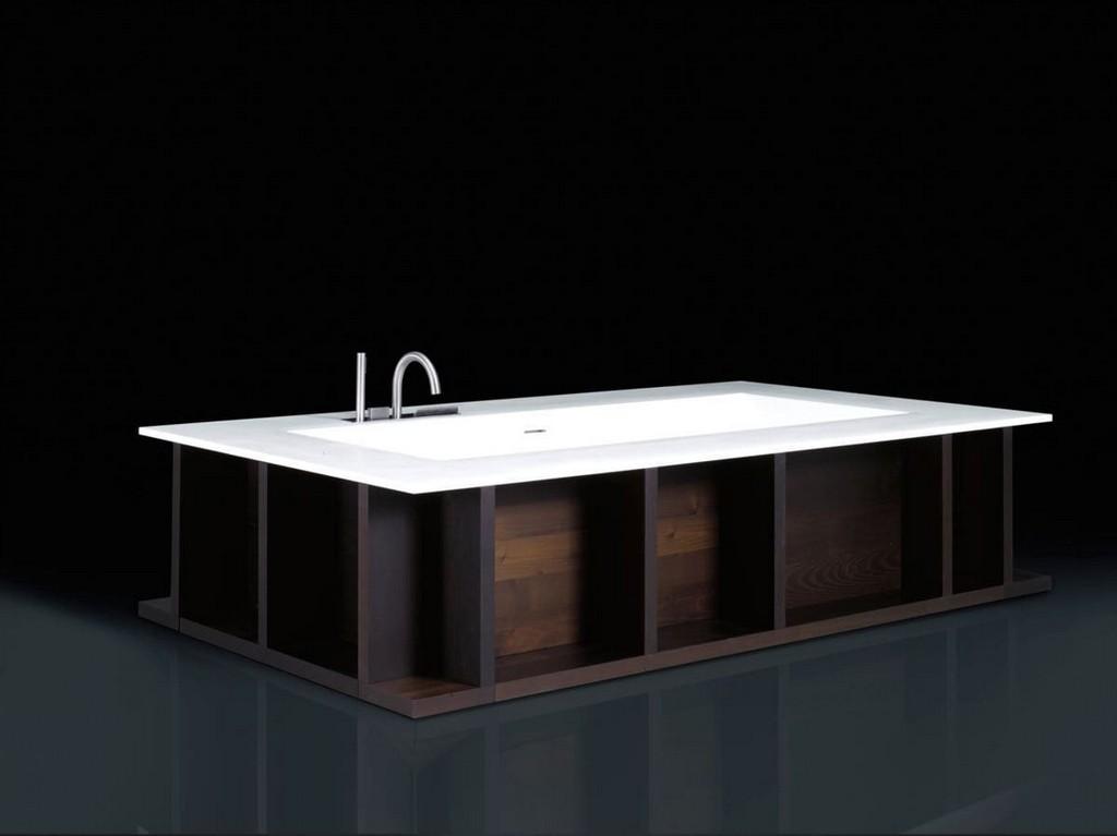 Freistehende Badewanne Holz Gispatcher inside dimensions 1200 X 899