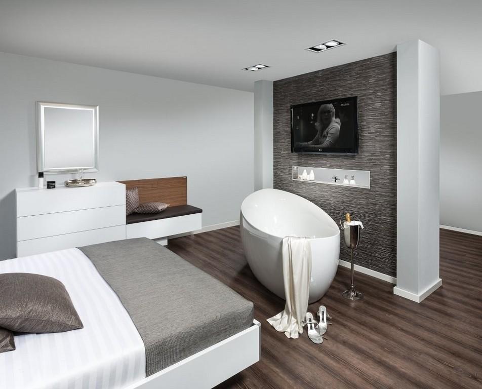 Freistehende Badewanne Im Schlafzimmer Einzigartig Syunpuu Decken for measurements 1024 X 826
