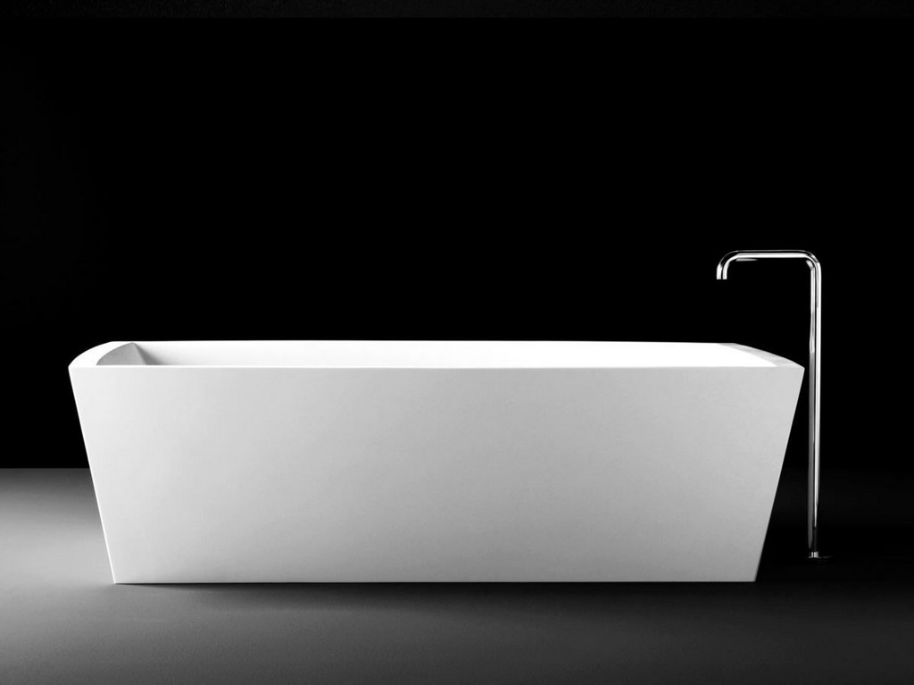 Freistehende Badewanne Kunststoff Gobi Boffi regarding sizing 1200 X 899