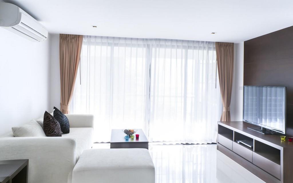 Gardinen Im Wohnzimmer for sizing 1500 X 936
