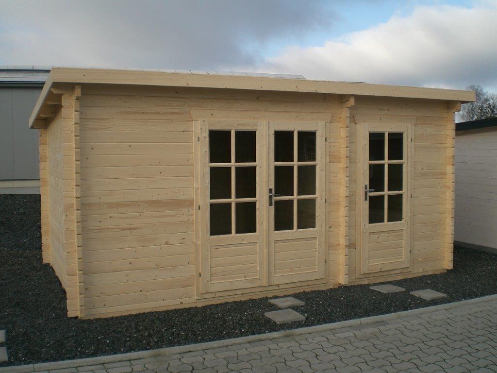 Gartenhaus Ahaus 260 X 400m Mit Boden within dimensions 1024 X 768