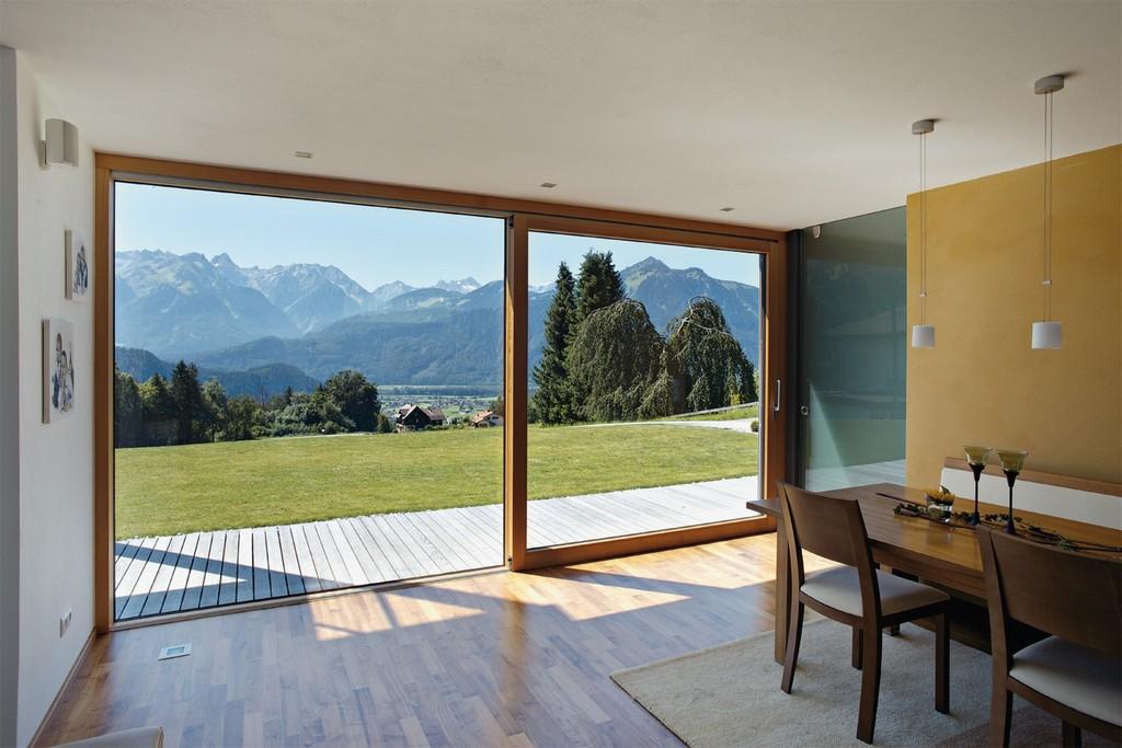 Gaulhofer Das Fenster Fr Energiesparmeister Bauwelt Pmpel within proportions 1417 X 945