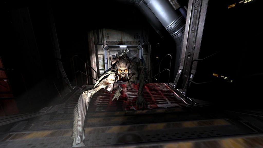 Gc12 Doom 3 Bfg Edition Doch Geschnitten News Gamersglobalde regarding measurements 2560 X 1440