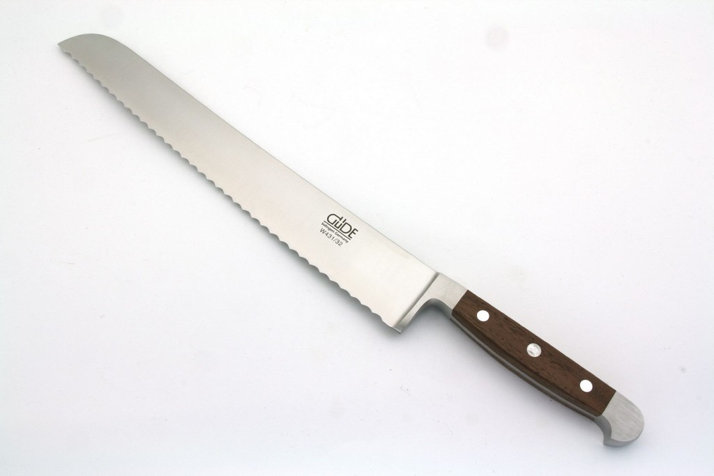 Gde Brotmesser Franz Gde Walnuholz 32cm Exklusive Messer throughout sizing 1920 X 1280