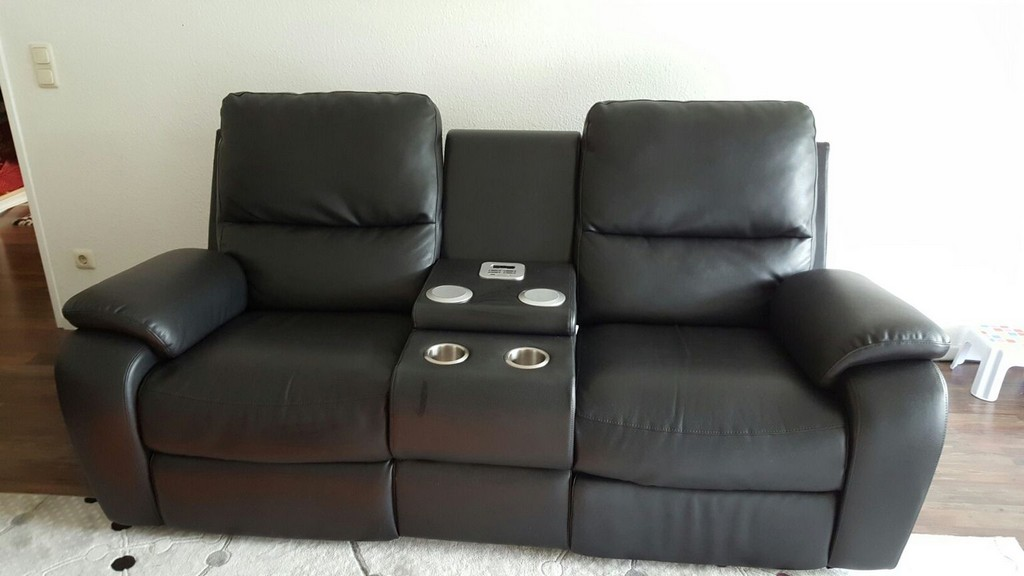 Gebraucht 2 Sitzer City Sofa Mit Relaxfunktion In 44269 Dortmund inside sizing 1536 X 864