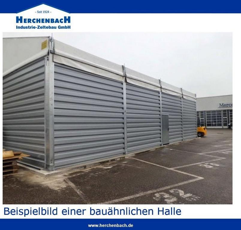 Gebrauchte Leichtbauhalle 10 X 20 X 44m Schneelasthalle Lagerhalle for dimensions 1000 X 955