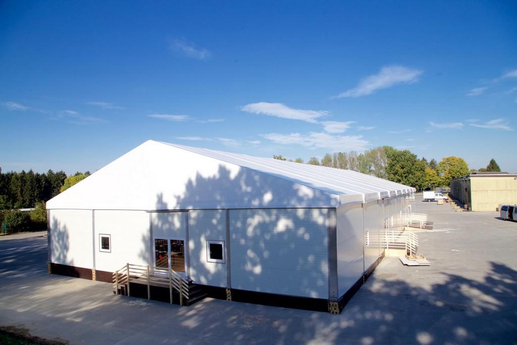 Gebrauchte Zelthallen Hut Industrial Solution pertaining to sizing 1800 X 1200